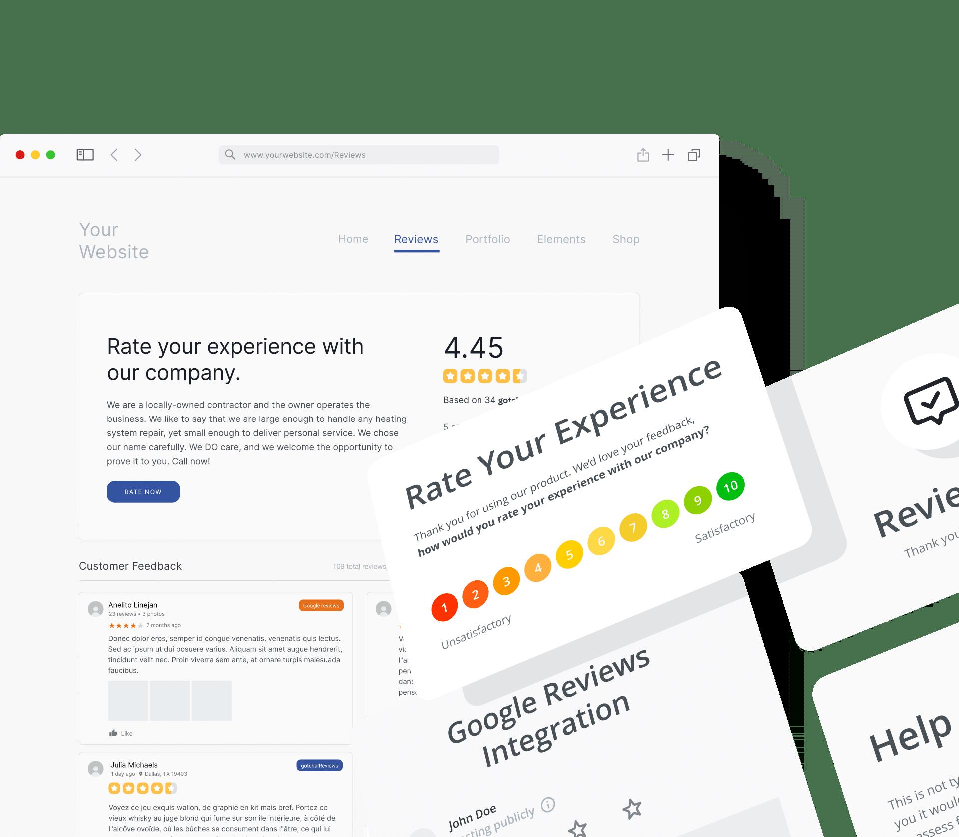 gotcha!Reviews